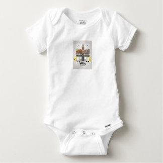 Wigan Baby Onesie