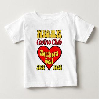 Wigan Casino Club Northern Soul Baby T-Shirt