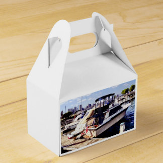 Wiggins Park Marina Favour Box