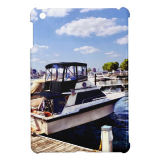 Wiggins Park Marina iPad Mini Cover