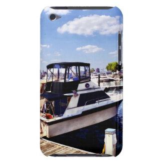 Wiggins Park Marina iPod Touch Case