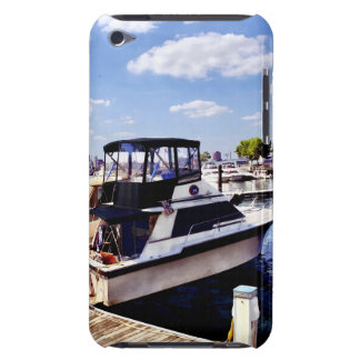 Wiggins Park Marina iPod Touch Cover
