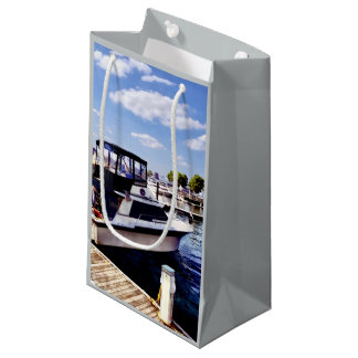 Wiggins Park Marina Small Gift Bag
