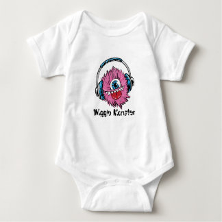 Wiggle Monster bodysuit