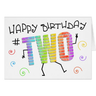 Wiggle n Giggle Fun 2nd Birthday Greeting Card