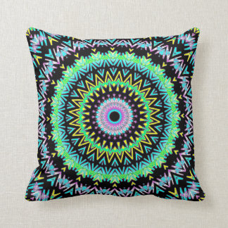 Wiggles Mandala Cushion