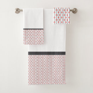 Wiggling Love Bath Towel Set