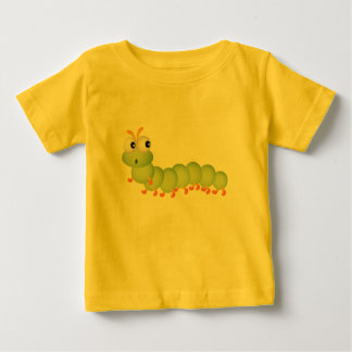 Wiggly Worm Baby T-Shirt