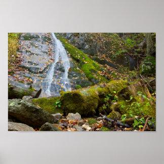 Wigwam Falls, Virginia Poster