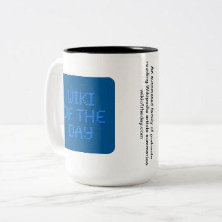Wiki of the Day Mug