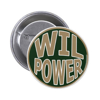 Wil Power Button