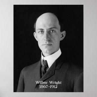 "Wilbur Wright poster 16""x20"""
