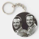 Wilburn Brothers Keychain