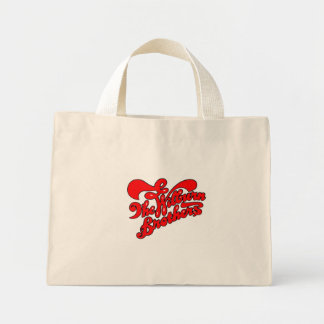 Wilburn Brothers Red Bag With Flowers