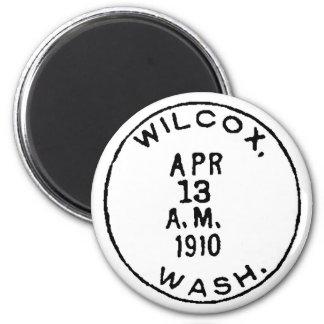 Wilcox Ghostmark 6 Cm Round Magnet