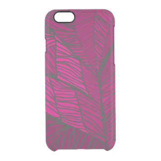 Wild 2 by KCS Clear iPhone 6/6S Case