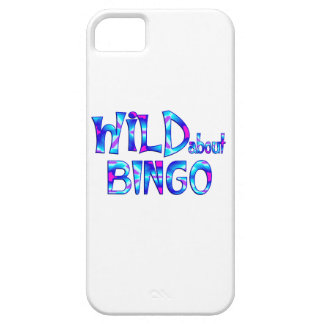 Wild About Bingo Case For The iPhone 5