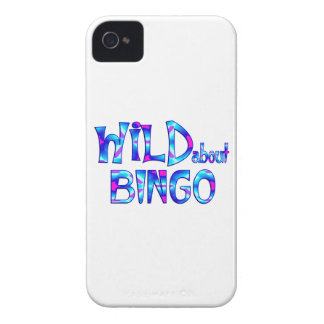 Wild About Bingo iPhone 4 Case-Mate Case