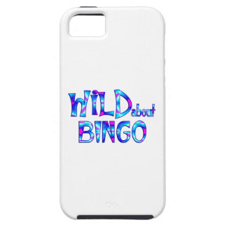 Wild About Bingo iPhone 5 Case