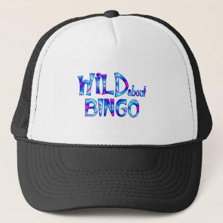 Wild About Bingo Trucker Hat