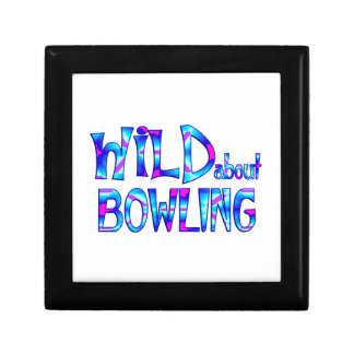 Wild About Bowling Gift Box
