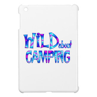 Wild About Camping iPad Mini Case