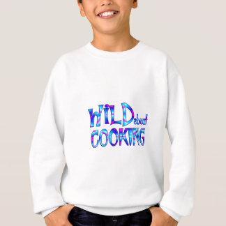 Wild About Cooking Sweatshirt