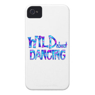 Wild About Dancing iPhone 4 Cover