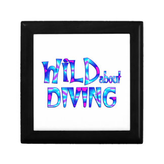 Wild About Diving Gift Box
