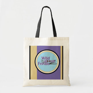 Wild about Ferals Tote Bag