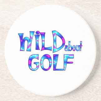 Wild About Golf Coaster