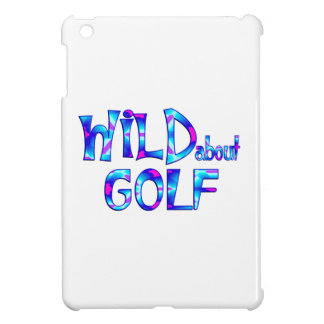 Wild About Golf iPad Mini Cases