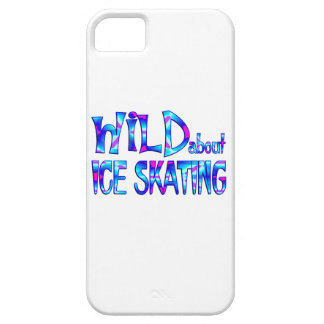 Wild About Ice Skating iPhone 5 Cover