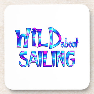 Wild About Sailing Coaster
