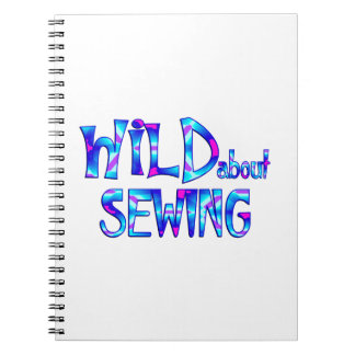 Wild About Sewing Notebook