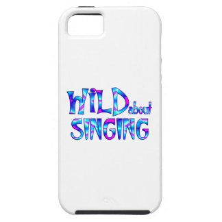 Wild About Singing Tough iPhone 5 Case