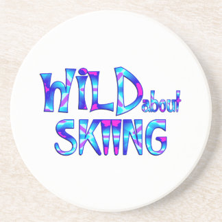 Wild About Skiing Coaster
