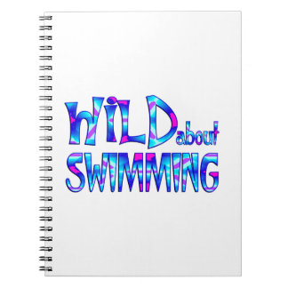 Wild About Swimming Notebooks