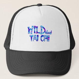 Wild About Tai Chi Trucker Hat