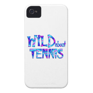 Wild About Tennis Case-Mate iPhone 4 Case