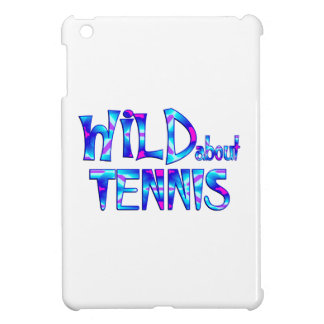 Wild About Tennis iPad Mini Cover