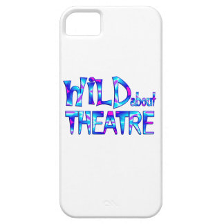 Wild About Theatre Case For The iPhone 5