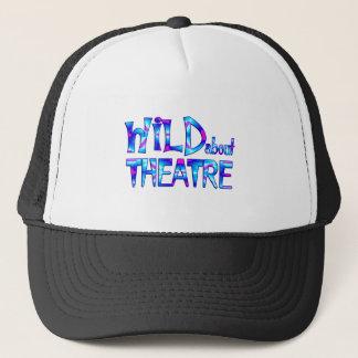 Wild About Theatre Trucker Hat
