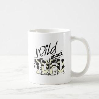Wild about TOFU Coffee Mugs