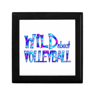 Wild About Volleyball Gift Box