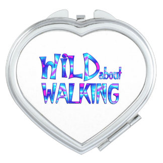 Wild About Walking Mirrors For Makeup