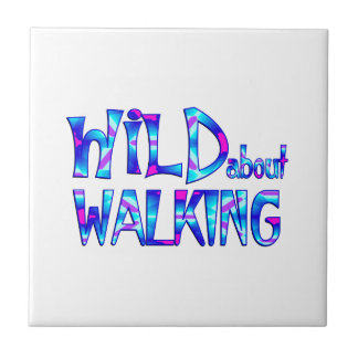 Wild About Walking Tile