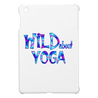Wild About Yoga iPad Mini Cases