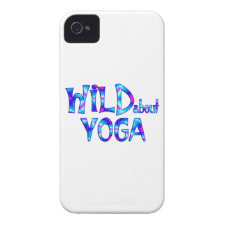 Wild About Yoga iPhone 4 Case-Mate Case