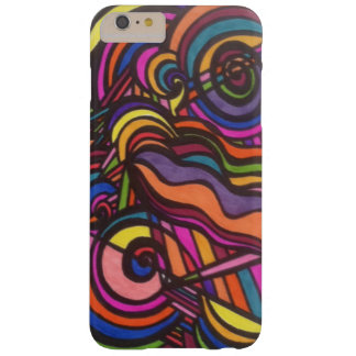 WILD, ABSRACT i-Phone case!! Barely There iPhone 6 Plus Case